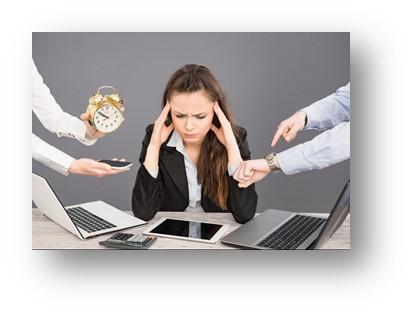 Conferencia: Estrategia para Erradicar el Síndrome del Desgaste Profesional