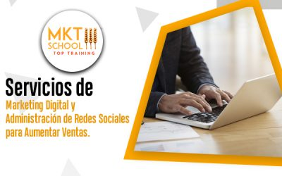 Servicio de Marketing y Administración de Redes Sociales
