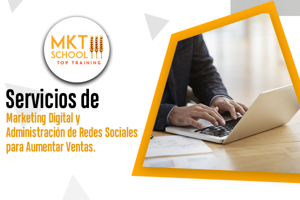 Servicio de Marketing y Administración de Redes Sociales