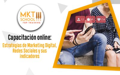 Estrategias en Marketing Digital, Redes Sociales y sus Indicadores